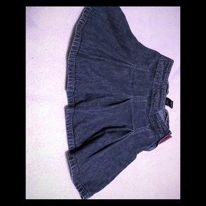 Girls Ralph Lauren denim skirt